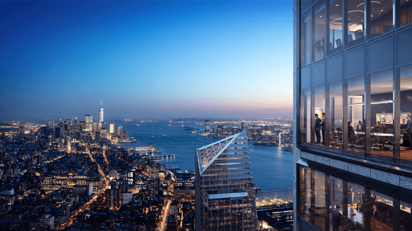 Photo Gallery 50 Hudson Yards